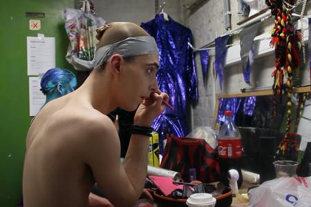 Jordan-Backstage